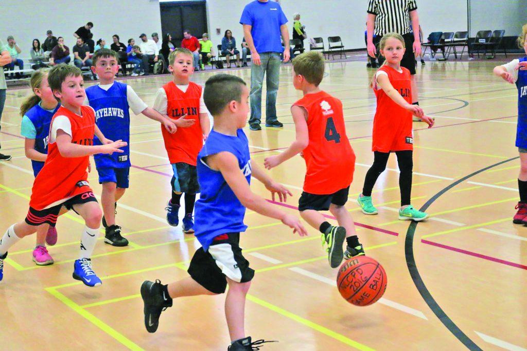 Children's Basketball League